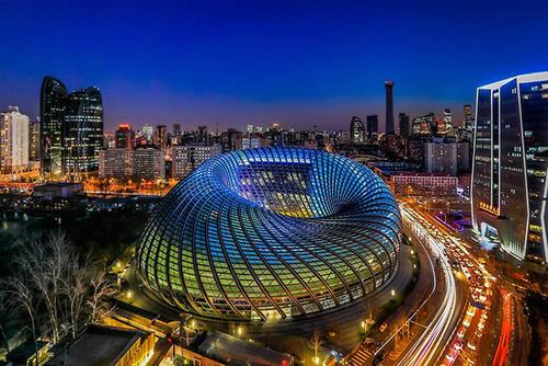 Hình ảnh TOP 10 thành phố giàu nhất Trung Quốc