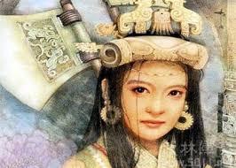 Hình ảnh 5 người phụ nữ Trung Quốc nổi tiếng thời phong kiến 1