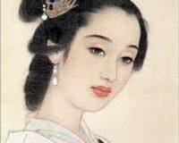 5 người phụ nữ Trung Quốc nổi tiếng thời phong kiến