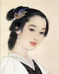 Hình ảnh 5 người phụ nữ Trung Quốc nổi tiếng thời phong kiến 4