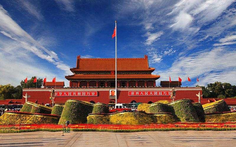 Hình ảnh Giới thiệu về Bắc Kinh bằng tiếng Trung đơn giản 3