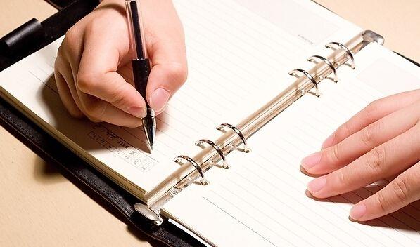 Hình ảnh Hướng dẫn cách viết nhật ký bằng tiếng Trung - Tự học tiếng Trung  Quốc tại nhà với THANHMAIHSK