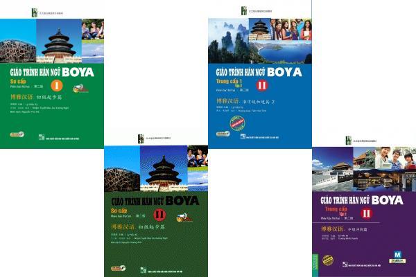 Hình ảnh bộ sách học tiếng Trung 3