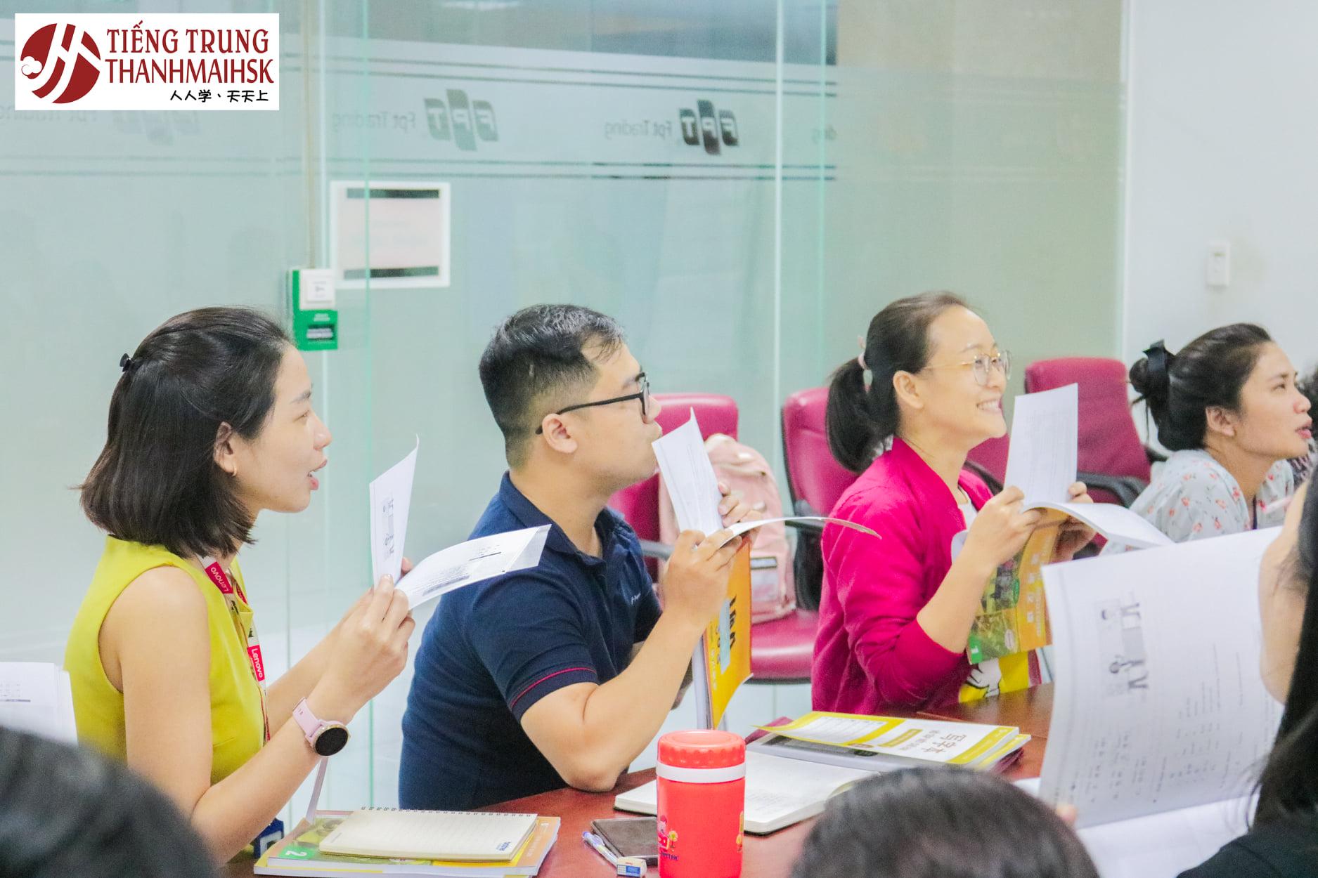 Hình ảnh Giáo trình Hán ngữ đại học Bắc Kinh MSUTONG mới nhất 7
