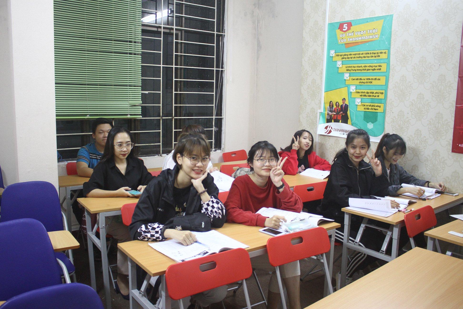 Hình ảnh Học tiếng Trung ở Bắc Ninh uy tín dành cho mọi đối tượng 3