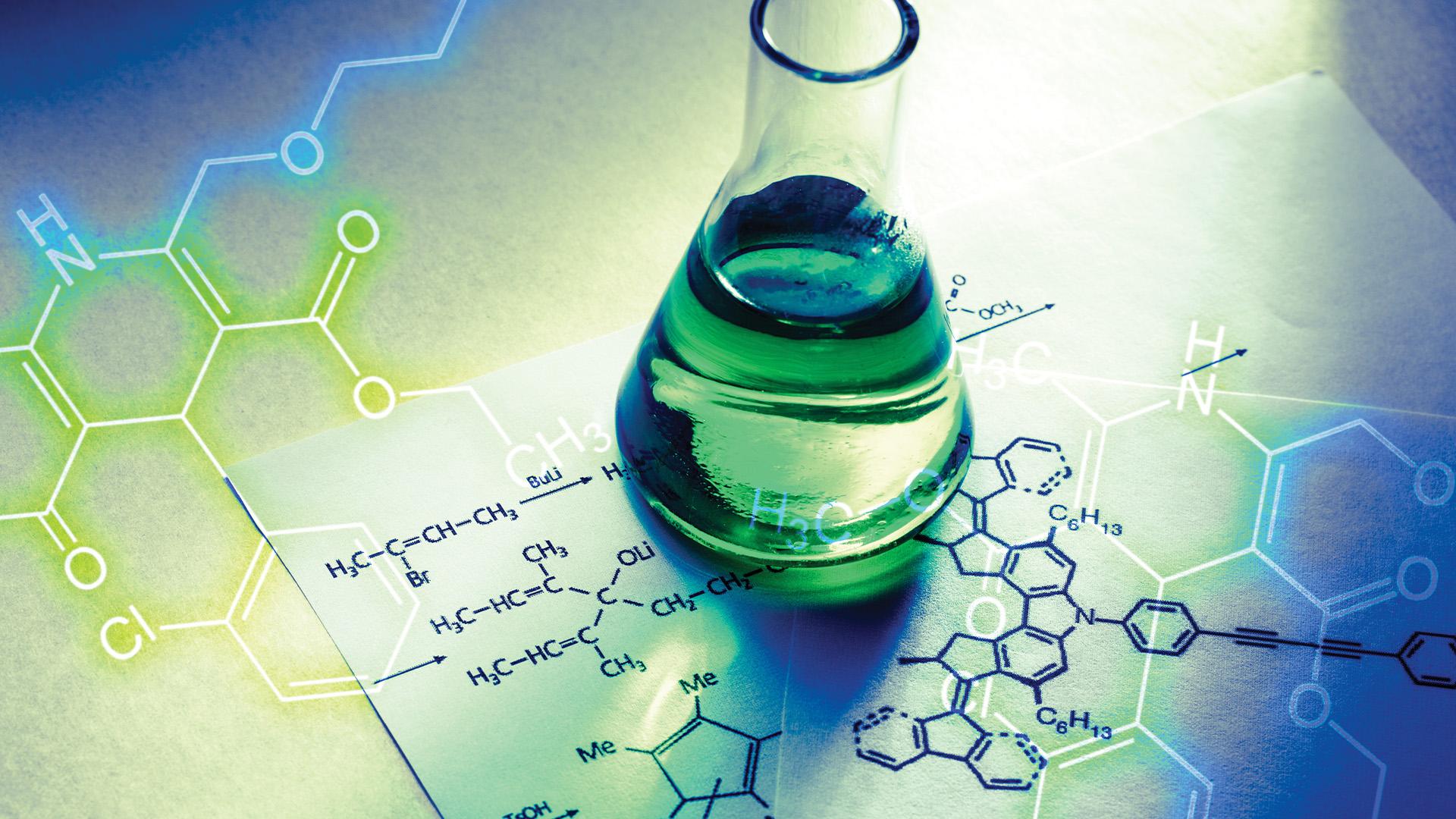 Hình ảnh Tên các loại hóa chất bằng tiếng Trung 1