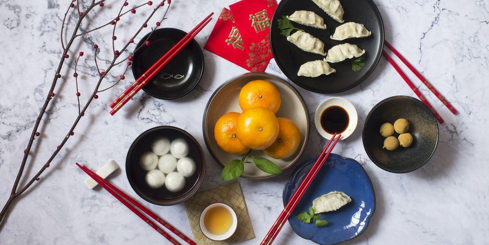 Hình ảnh 11 món ăn ngày tết Trung Quốc 1