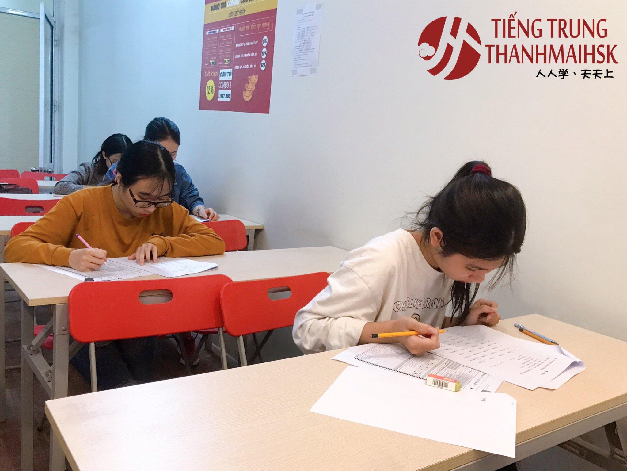 Hình ảnh Luyện thi THPT Quốc gia tiếng Trung ở đâu 1
