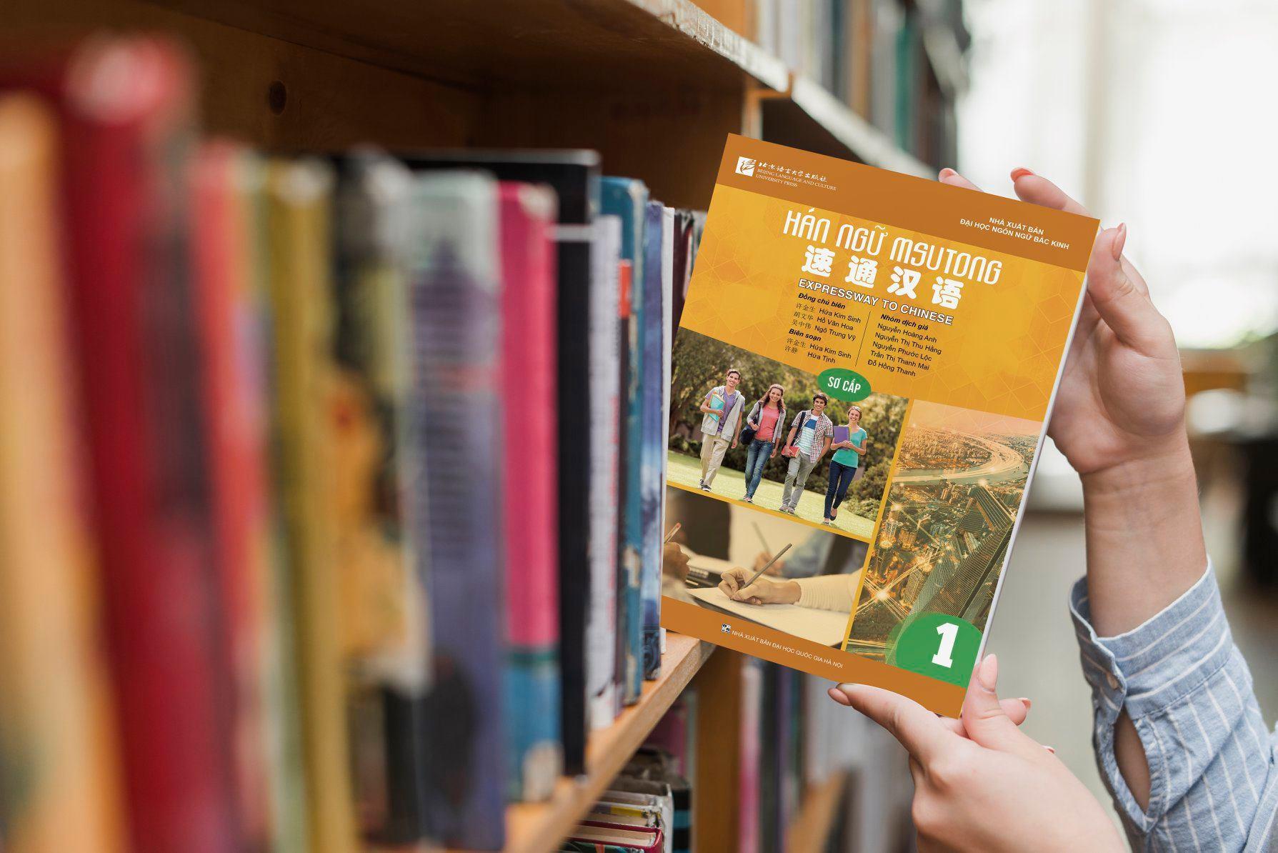 Hình ảnh Mua giáo trình Hán ngữ MSUTONG ở đâu giá tốt? 4
