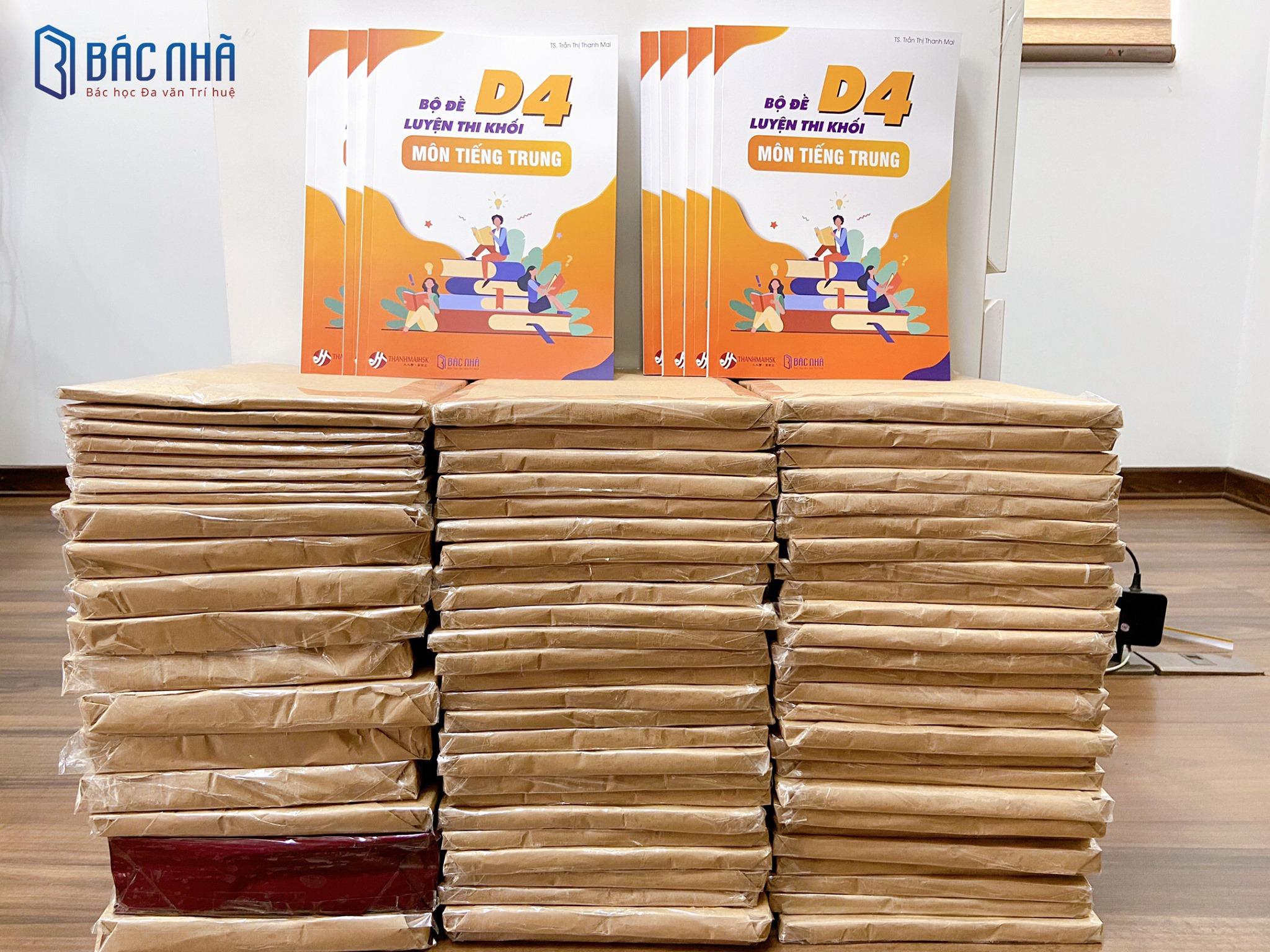 Hình ảnh Mua sách ôn thi khối D4 môn tiếng Trung ở đâu? 2