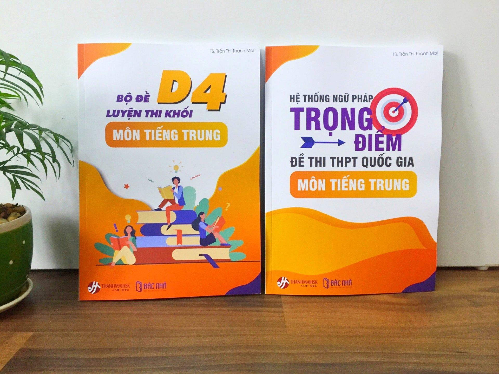 Hình ảnh tủ sách tiếng trung Thanhmaihsk 3