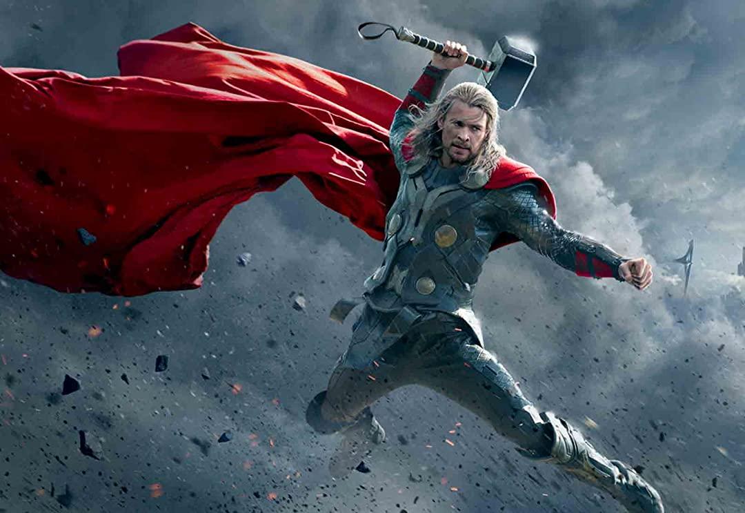 Hình ảnh Tên các siêu anh hùng Avenger trong tiếng Trung 7